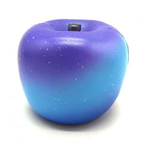 Areedy Scented Squishy Jumbo Apple Blue