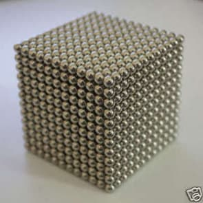 Neocube SuperMega Magnetic Puzzle - 1728 balls