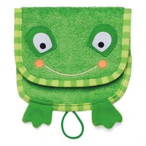 Skip Hop Zoo Wash Mitt Frog