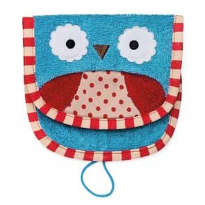 Skip Hop Zoo Wash Mitt Owl